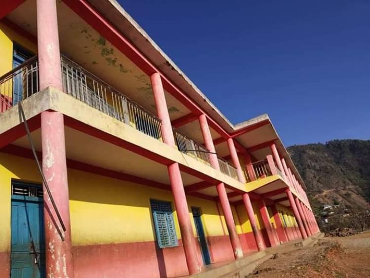 झिमरुक क्षेत्रको गर्भिलो इतिहास बोकेको नेराआबि समुदायको सहयोगमा माबि बन्दै
