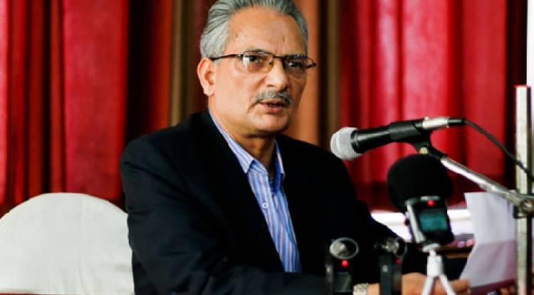 नेपाल भारत सीमा विवादमा वार्ताको सहजीकरण गर्न तयार छु : बाबुराम भट्टराई