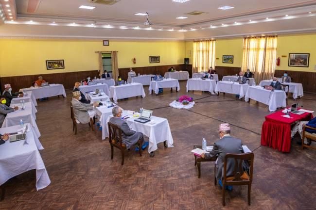 मन्त्रिपरिषद् बैठकका तीन निर्णय