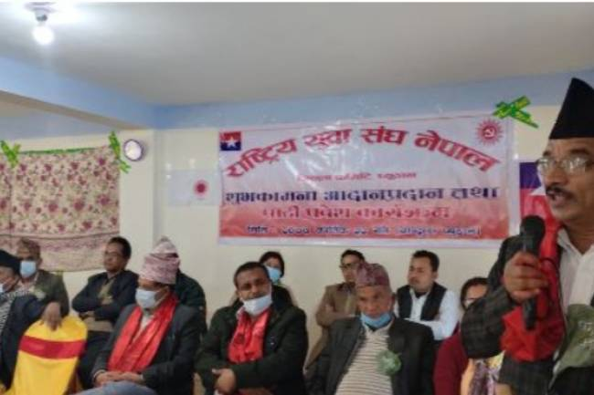समृद्ध नेपाल निर्माणमा युवाको भुमिका महत्त्वपूर्ण : सभाषद रिजाल